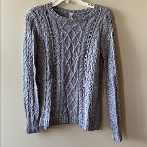 Grey Aeropostale Sweater